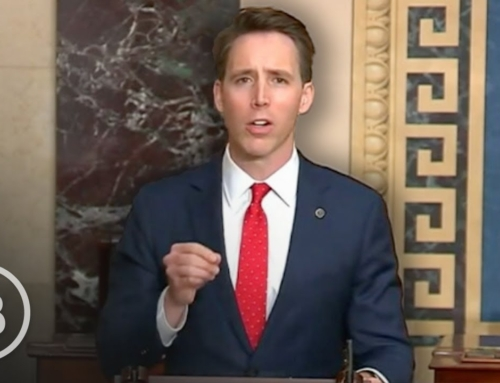Sen. Hawley Gives EPIC Speech on ACB, Religious Freedom that Every American Needs to Hear