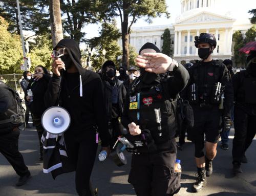 Antifa Teacher's Indoctrination Attempts Should Outrage, Mobilize Parents